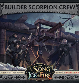 Cmon Song of Fire and Ice: Builder Scorpion Crew
