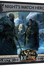 Cmon Song of Fire and Ice: Night's Watch Heroes 1