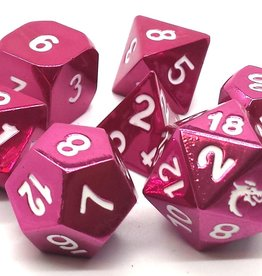 Old School Dice & Accesories Hafling Forged Electric Pink