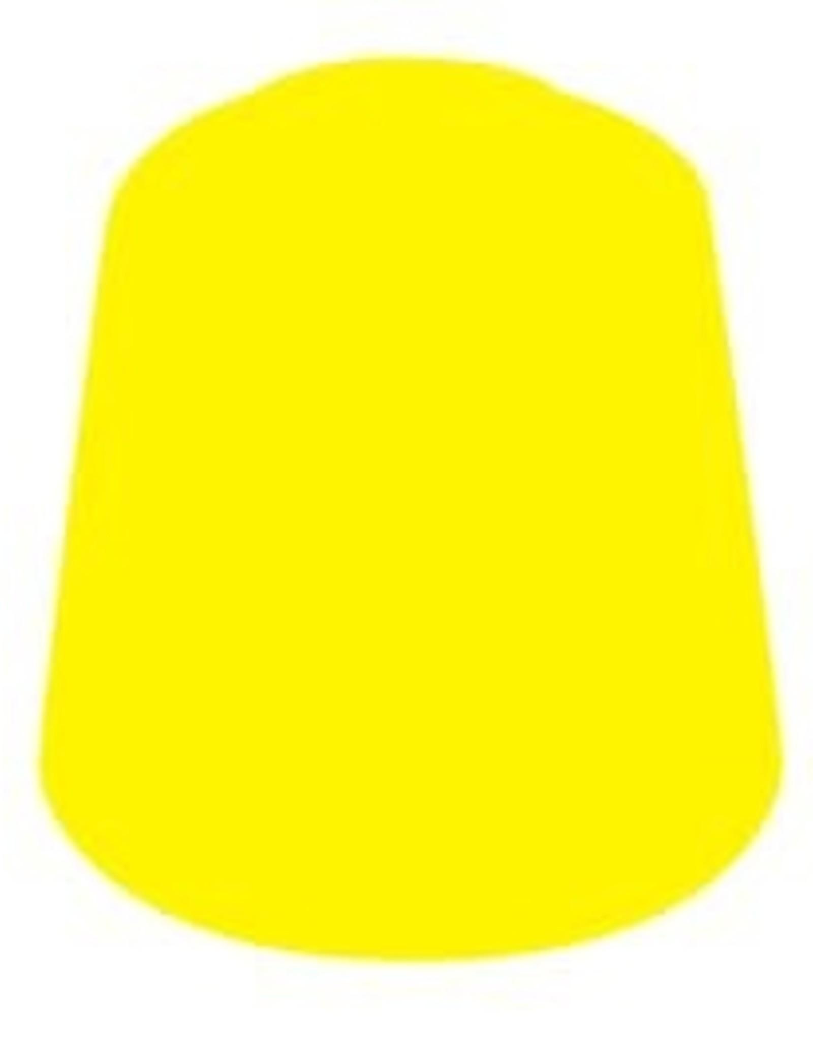 Games Workshop Flash Gitz Yellow