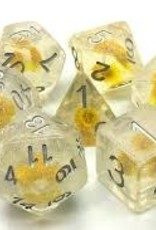Old School Dice & Accesories Infused: Yellow Flower