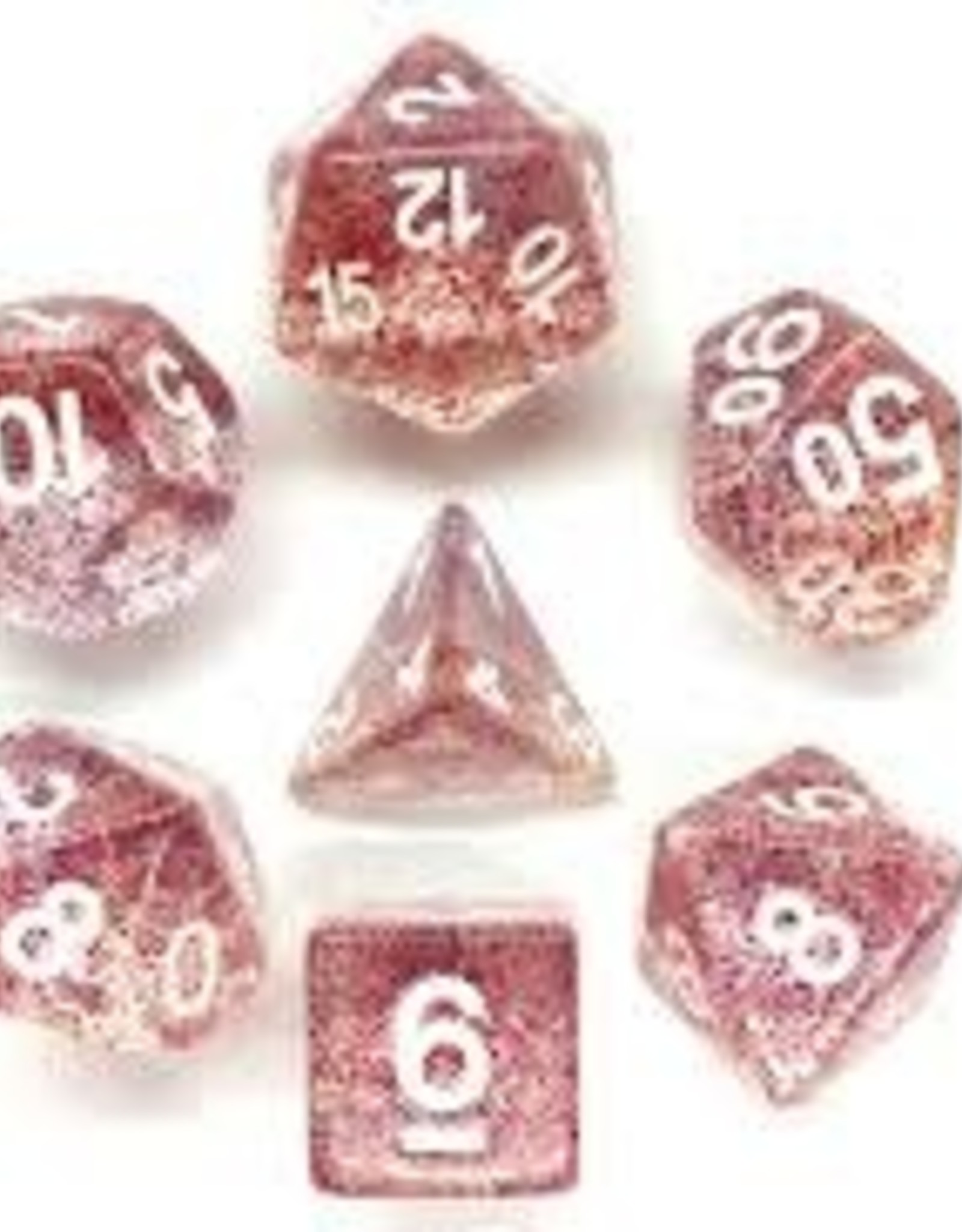 Old School Dice & Accesories Particles: Array of Stars