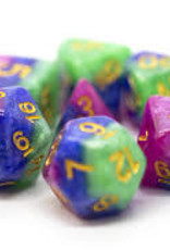 Old School Dice & Accesories Gradients Jester's Court