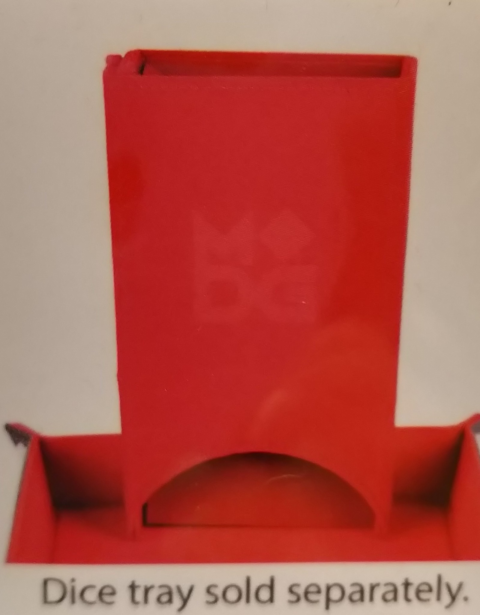 MDG Dice Tower: Red