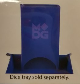 MDG Dice Tower: blue
