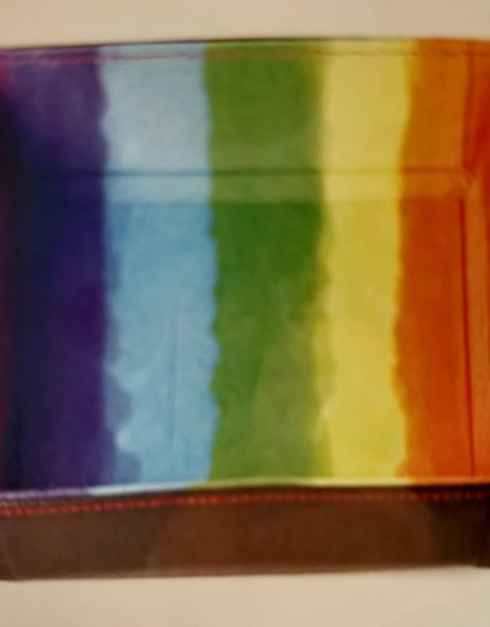 MDG Watercolor Rainbow Velvet Folding Tray