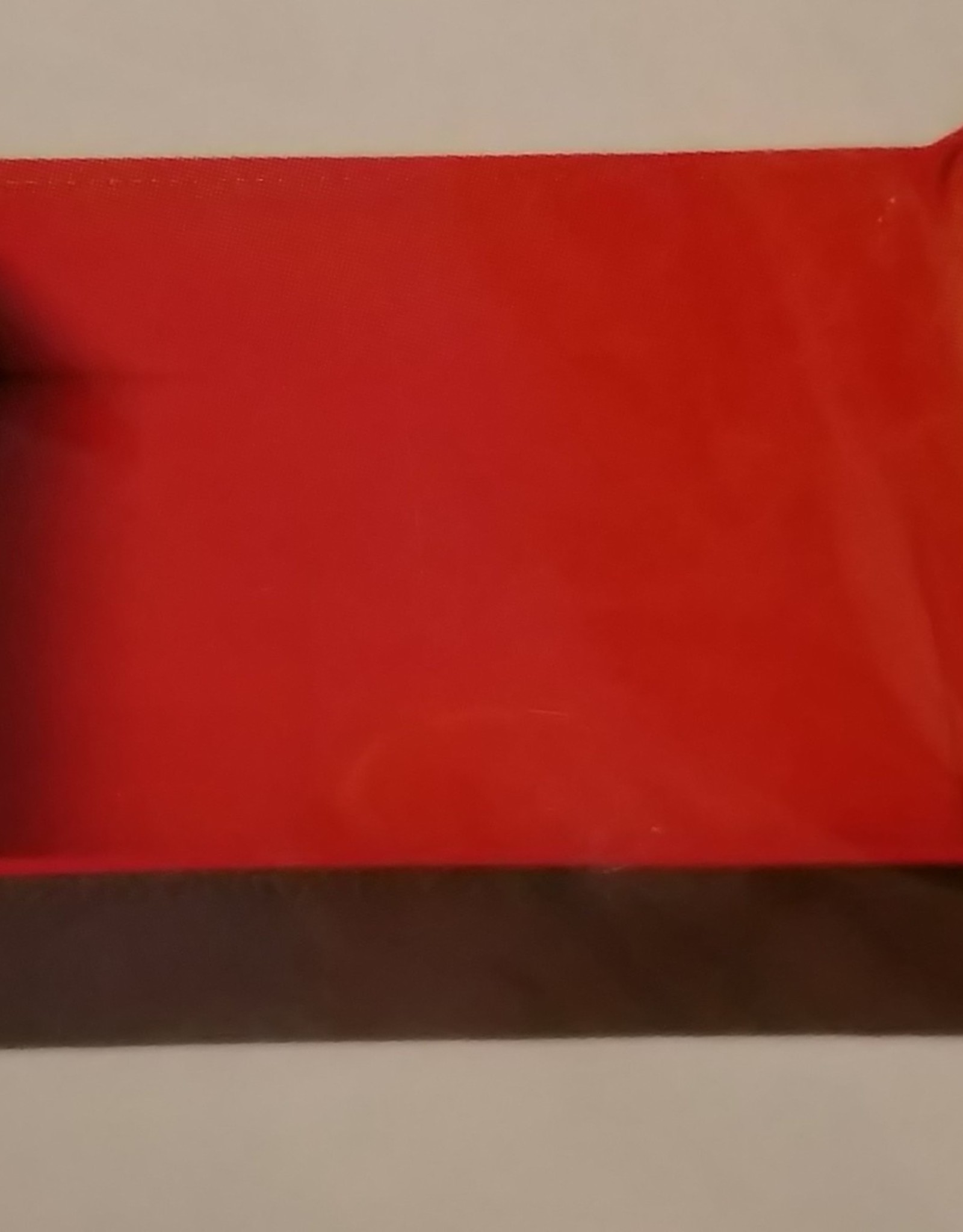MDG Red Velvet Folding Tray