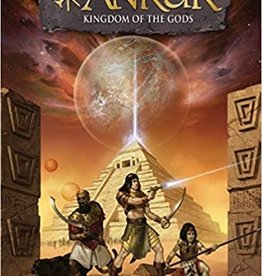Chris Miller Games Ankur Kingdom of the Gods (Hardback)