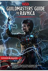 Wizards of the Coast Dungeons & Dragons: Guildmasters Guide to Ravnica
