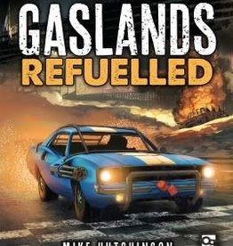Osprey Gaslands Refuelled