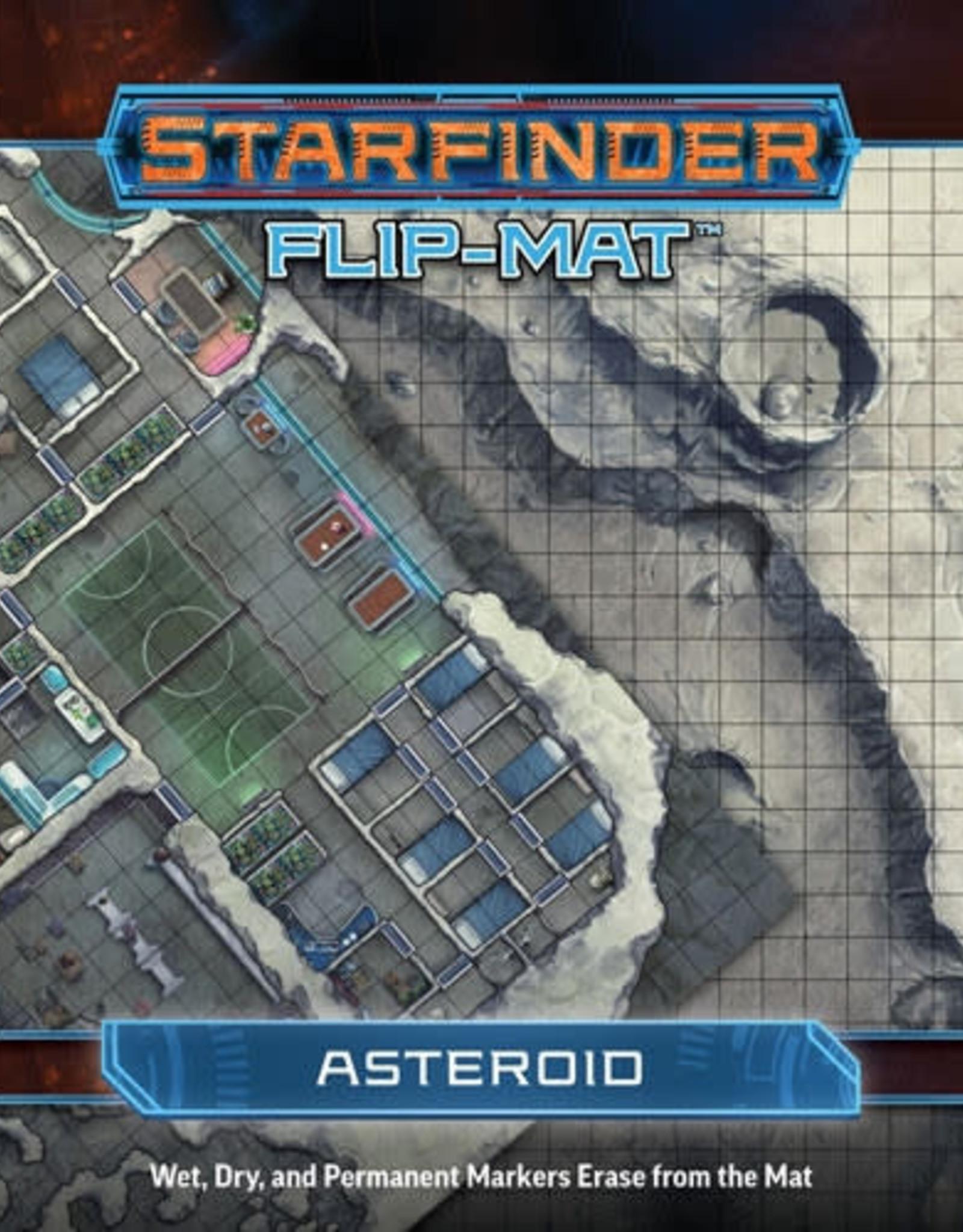 Paizo Starfinder: Flip-Mat Asteroid