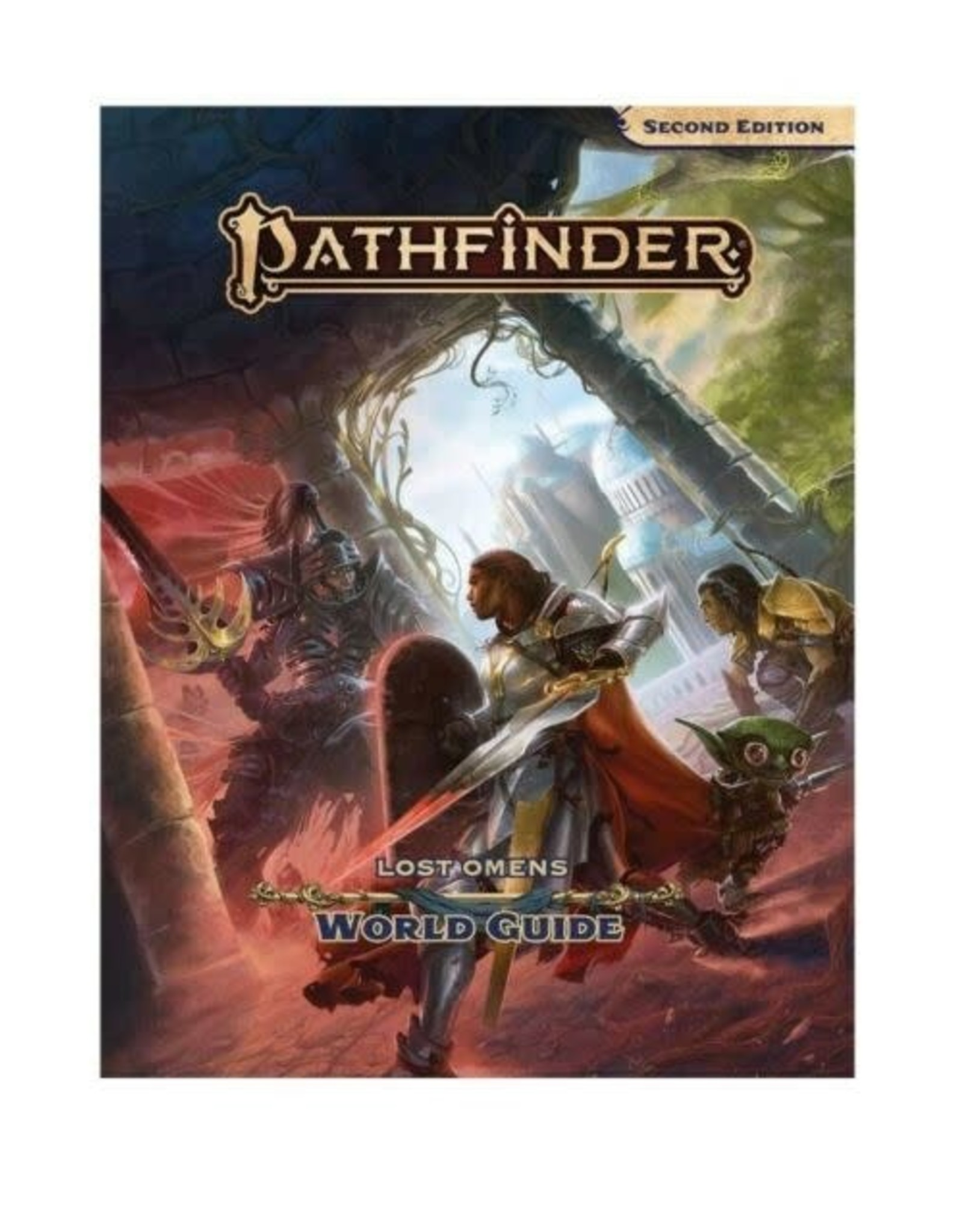 Paizo Pathfinder: Lost Omens World Guide 2.0