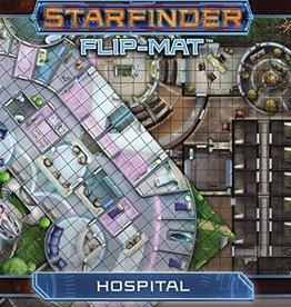 Paizo Starfinder: Flip-Mat Hospital