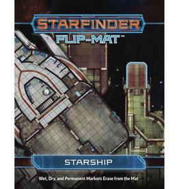 Paizo Starfinder: Flip-Mat Starship
