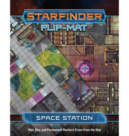 Starfinder RPG: Flip-Mat - Space Station