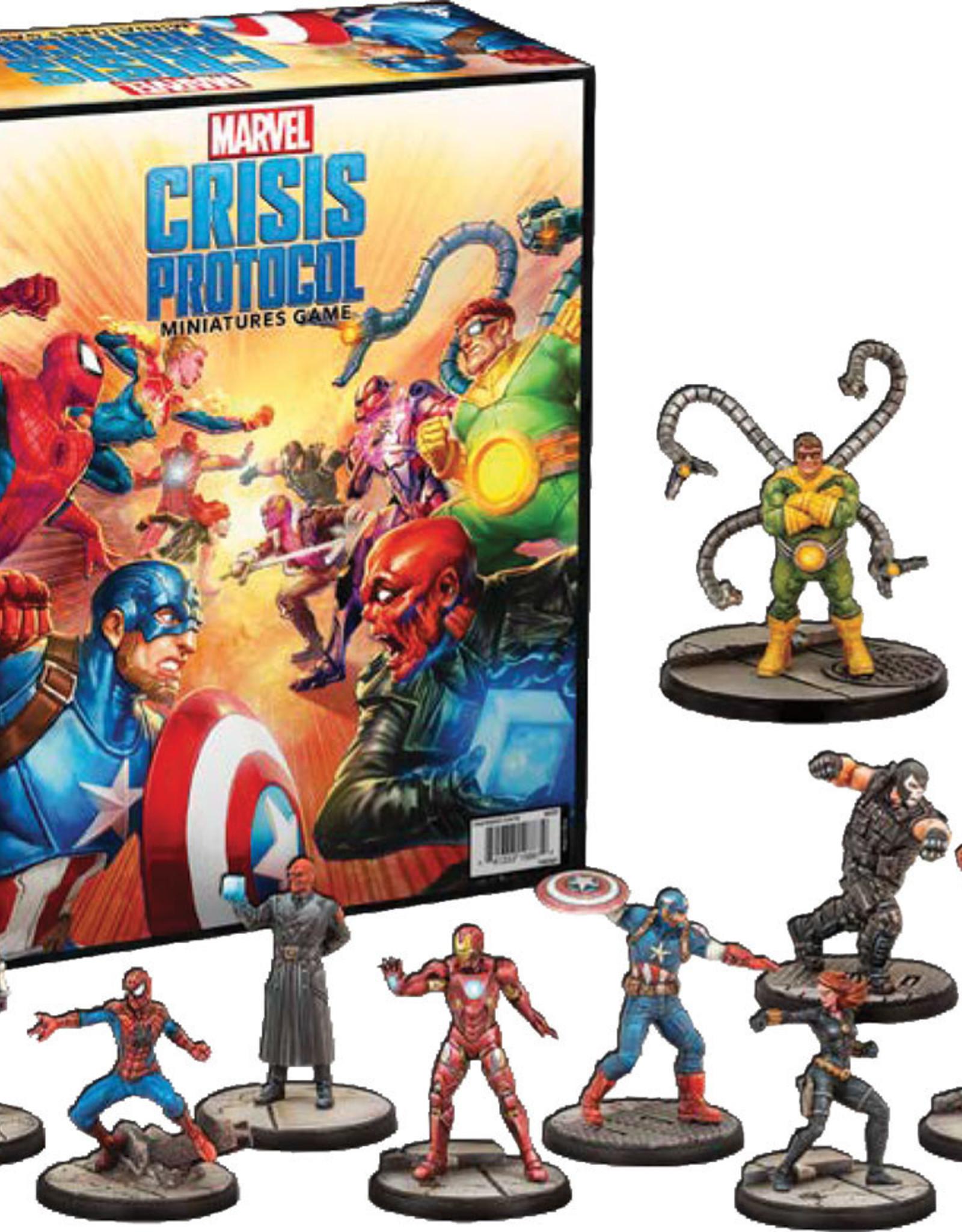 Asmodee Marvel: Crisis Protocol Core Set