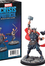 Fantasy Flight Games Marvel Crisis Protocol: Thor and Valkyrie