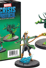 Fantasy Flight Games Marvel Crisis Protocol: Loki and Hela