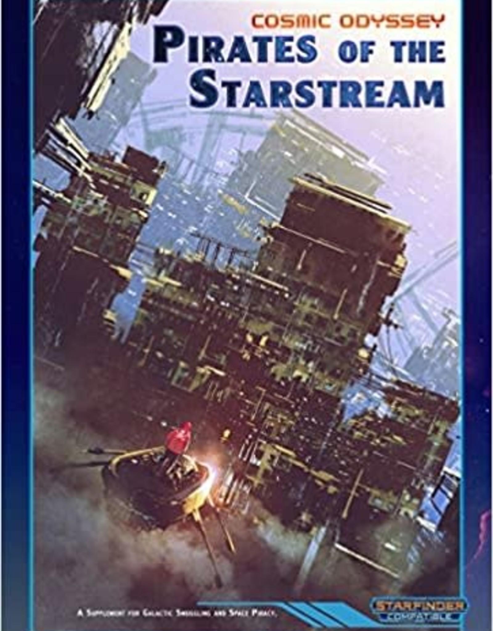 Paizo Starfinder: Cosmic Odyssey Pirates of the Starstream
