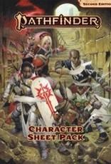 Paizo Pathfinder: Character Sheet Pack 2.0