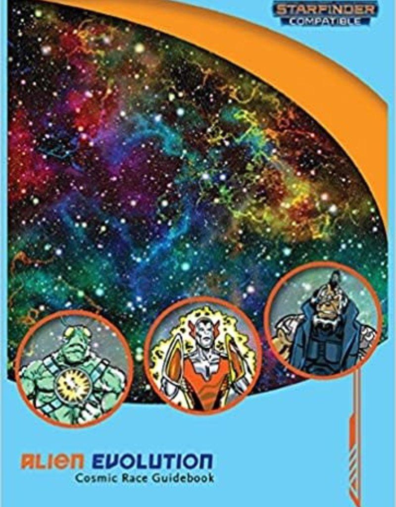 Paizo Starfinder: Alien Evolution Cosmic Race Guidebook