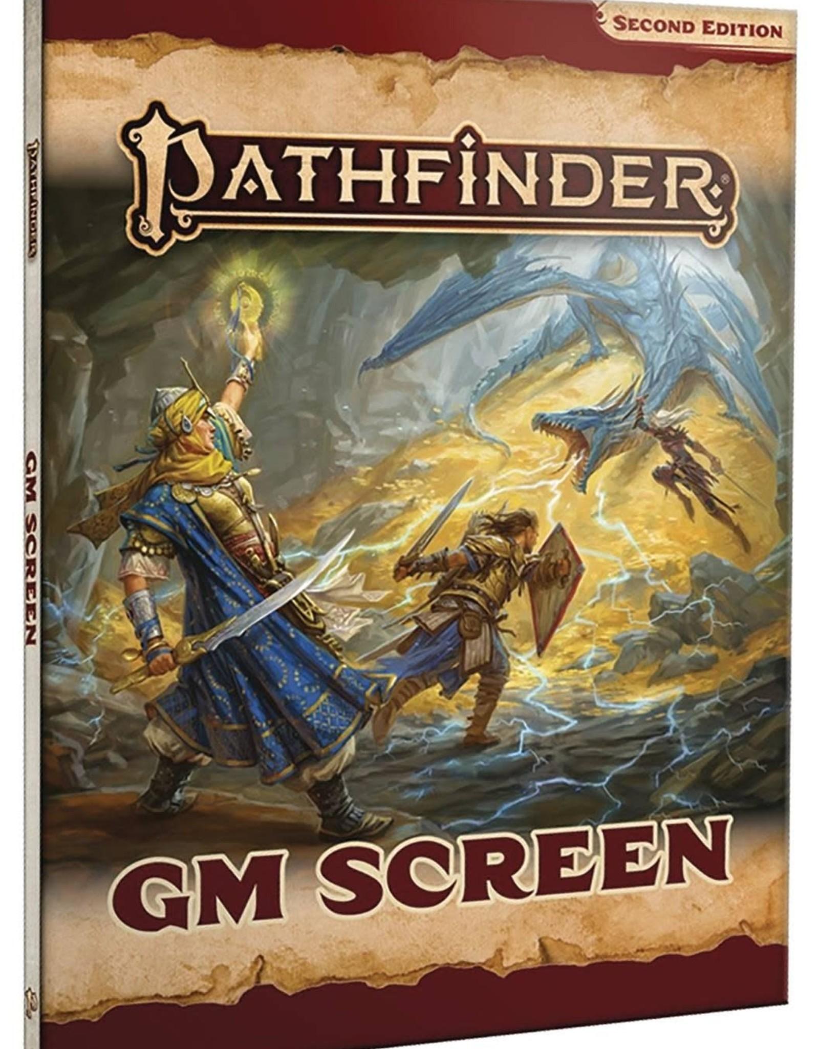 Paizo Pathfinder: GM Screen 2.0