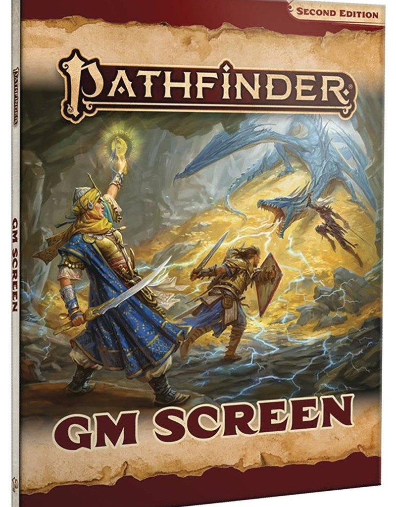 Paizo Pathfinder: GM Screen 2.0