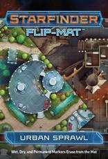 Paizo Starfinder: Flip-Mat Urban Sprawl