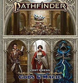 Paizo Pathfinder P2: Lost Omens Gods and Magic