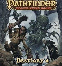 Paizo Pathfinder: Bestiary 4 A4