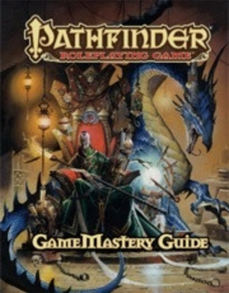 Paizo Pathfinder: Game Mastery Guide A4