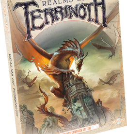 Fantasy Flight Games Realms of Terrinoth