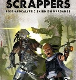 Osprey Scrappers: Core Book