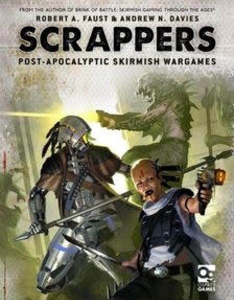 Osprey Scrappers: Core Book