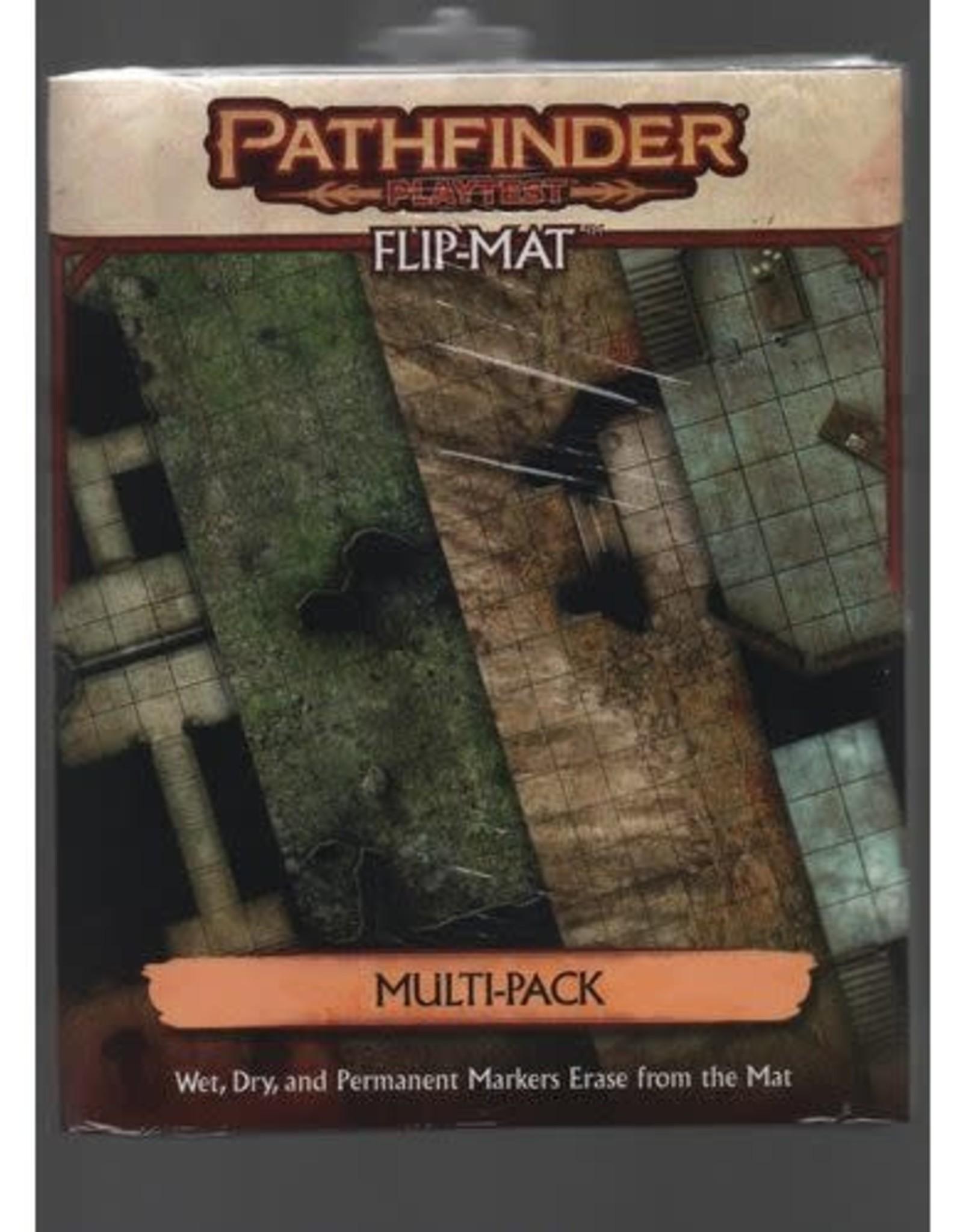 Paizo Pathfinder: Multi-Pack Map Pack