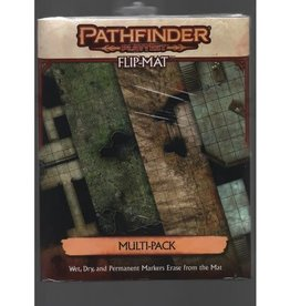 Paizo Pathfinder: Multi-Pack Map Pack