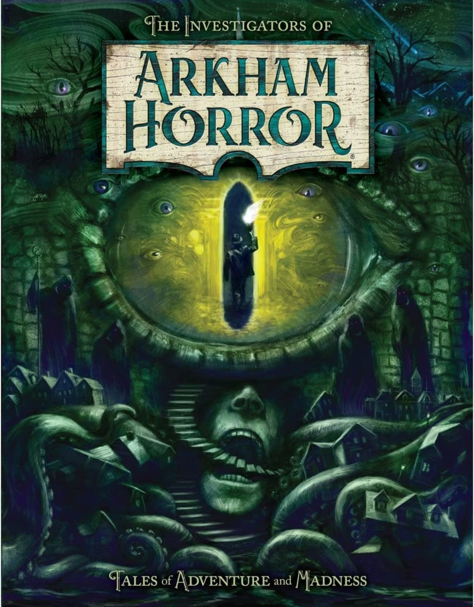 Fantasy Flight Games Investigators of Arkham Horror