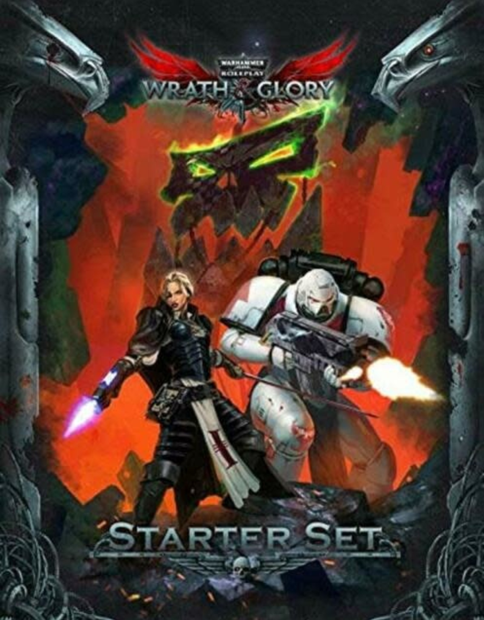 Ulisses North America Wrath & Glory: Starter Set