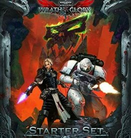 Ulisses North America Wrath & Glory: Starter Set