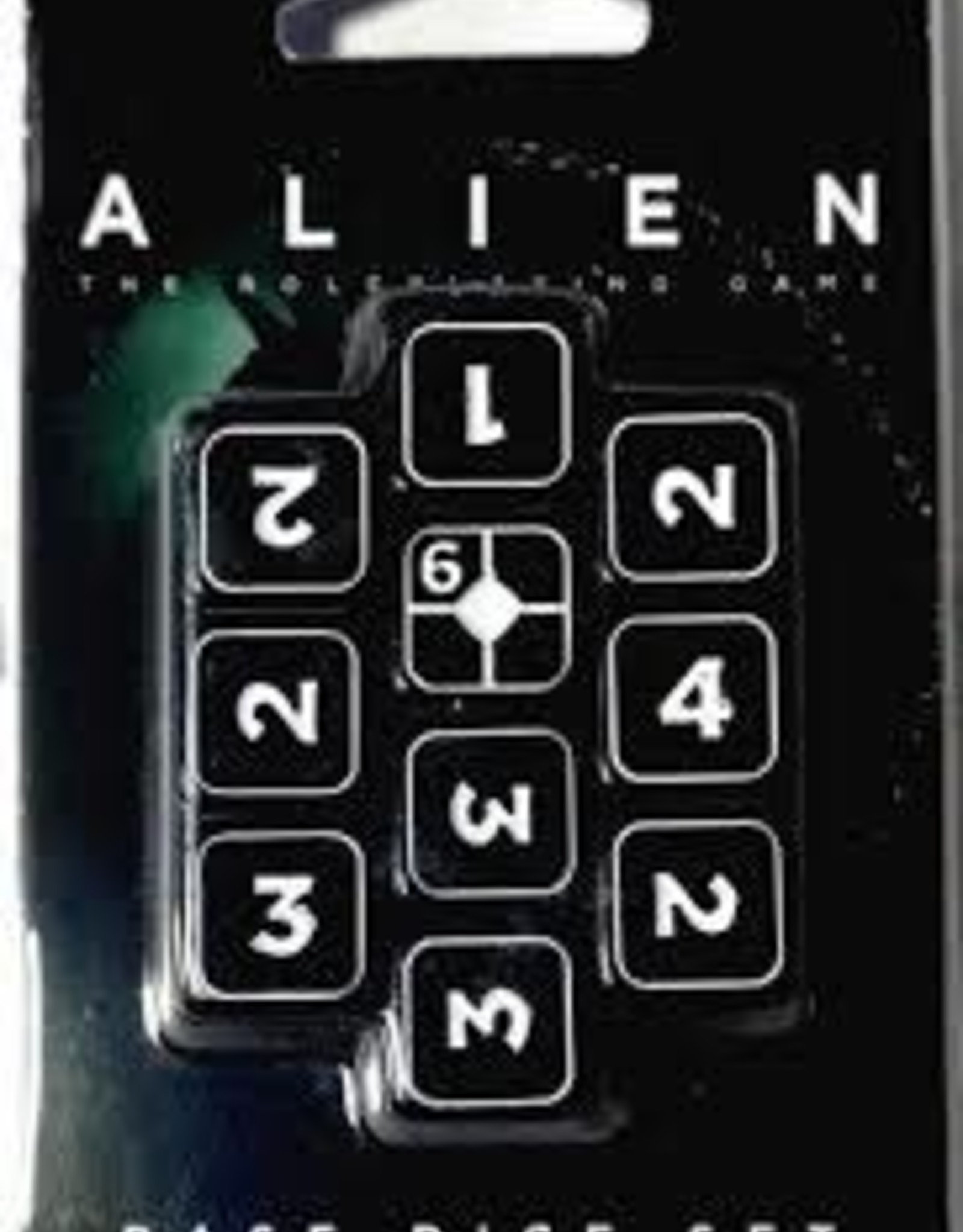 Free League Alien RPG Base Dice Set