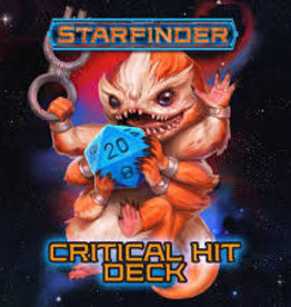 Paizo Starfinder: Critical Hit Deck