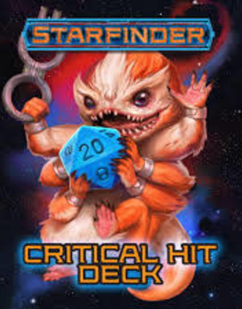 Paizo Starfinder: Critical Hit Deck