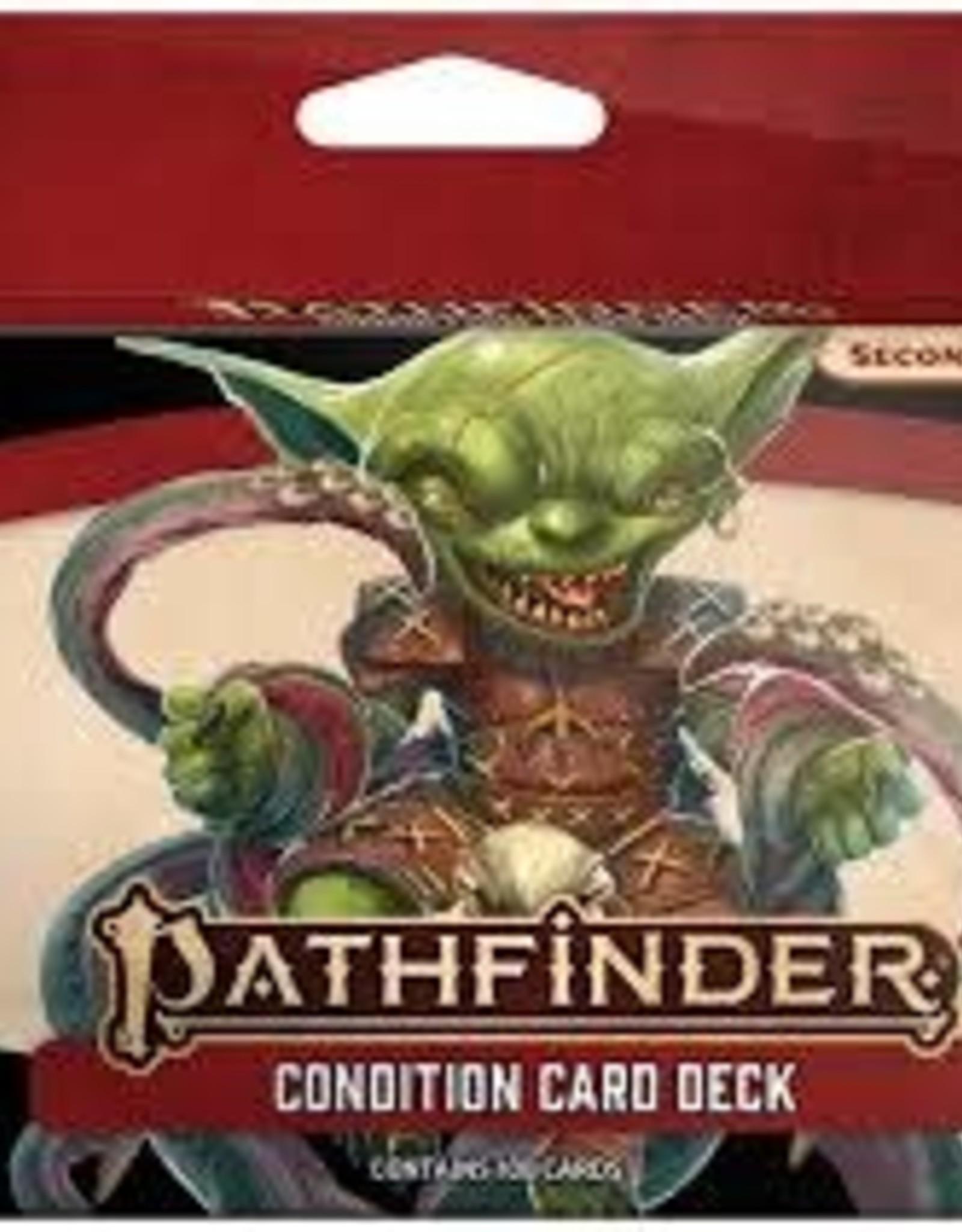 Paizo Pathfinder: Condition Card Deck 2.0
