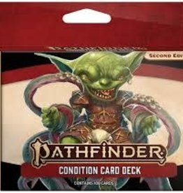 Paizo Pathfinder: Condition Card Deck 2.0
