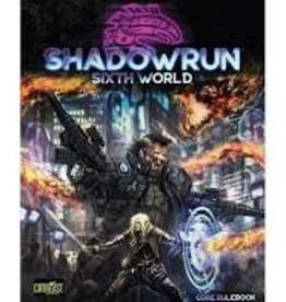 Catalyst Shadowrun 6th Edition Core Book