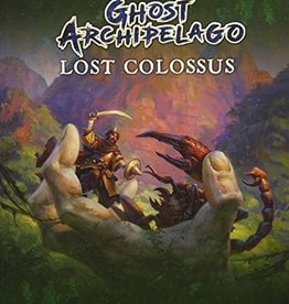Osprey Frostgrave: Ghost Archipelago Lost Colossus