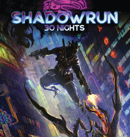 Shadowrun 6th Edition 30 Nights