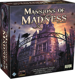 Asmodee: Top 40 Mansions of Madness 2nd Edition