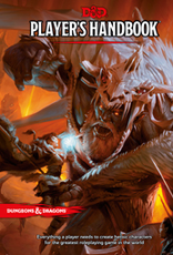Wizards of the Coast Dungeons & Dragons: Player's Handbook