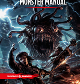 Wizards of the Coast Dungeons & Dragons: Monster Manual